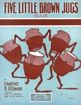 Five Little Brown Jugs Rag