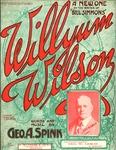 Willyum Wilson
