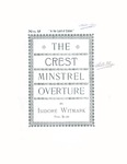 The Crest Minstrel Overture No. 2 In The Land Of Cotton
