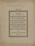 The Witmark Minstrel Overture No. 7