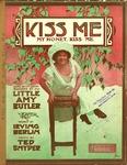 Kiss me my honey, kiss me