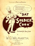 Dat Soldier Coon : Humoristic Two-Step