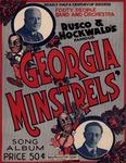 Rusco and Hockwald's Famous Georgia Minstrels'