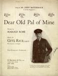 Dear Old Pal of Mine