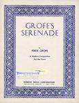 Grofe's Serenade