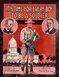 It's Time for Every Boy to Be a Soldier