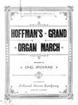 Hoffman's Grand Organ March