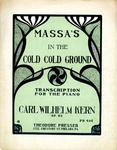 Massa's In The Cold Cold Ground