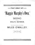 Maggie Murphy's Own