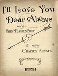 I'll Love You Dear Always