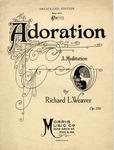 Adoration (A Meditation)