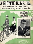 A Bicycle Built For Two by Harry Dacre