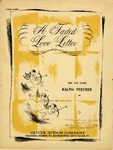 A Faded Love Letter