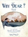 Why Dear?