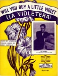 Will You Buy A Little Violet