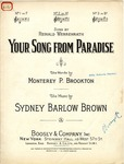 Your Song Form Paradise