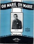 Oh Marie! (Maria, Mari)