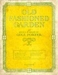 Old Fashioned Garden