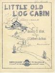 Little Old Log Cabin