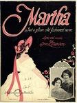 Martha Just A Plain Old Fashioned Name