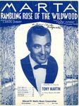 Marta Rambling Rose Of The Wildwood