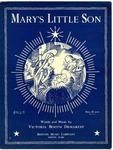 Mary's Little Son