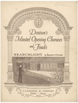 Denison's Minstrel Opening Choruses and Finale's : Searchlight
