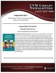 January 2020 CVM Library Newsletter