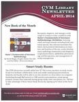 April 2014 CVM Library Newsletter