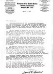 Letter, Colleague from David R. Bowen, April 4, 1979