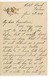 Julia Grant to Grandma, June 26, 1889