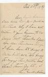 Ida to Aunt Laura, October 20, 1889
