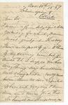 Ida H. Grant to Sis, November 10, 1889