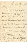 Ida Honoré Grant to Sis, May 14, [1890]