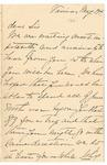 Ida H. Grant to Sis, May 19, [1890]
