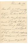 Ida H. Grant to Sis, December 14, [1891]