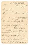 Ida H. Grant to Sis, January 4, [1891]