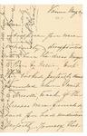 Ida H. Grant to Sis, May 3, [1892] by Ida Honoré Grant