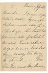Ida H. Grant to Sis, July 26, [1891]