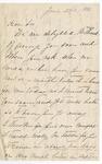 Ida H. Grant to Sis, June 2, [1889]
