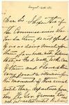 Ida to Sis, [August 15? 1891]