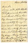Ida Honoré Grant to Sis, October 23, [1891]