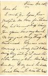 Ida H. Grant to Sis, November 15, [1891]