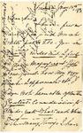 Ida Honoré Grant to Sis, January 15, 1892