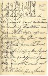 Ida H. Grant to Sis, [January 7? 1892] by Ida Honoré Grant