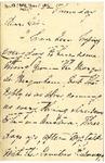 Ida to Sis, [May 19, 1892]