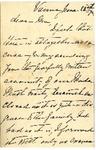 Ida H. Grant to Ma, June 28, 1892 by Ida Honoré Grant