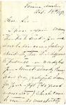 Ida H. Grant to Sis, October 14, 1892 by Ida Honoré Grant