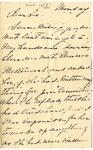 Ida H. Grant to Sis, [April 17? 1893] by Ida Honoré Grant