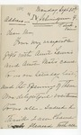 Ida to Ma, September 30, [1889]